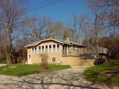 Single Family Home For Sale: W5584 Oriole Dr