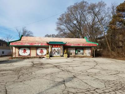 Thiensville  Commercial For Sale: 305 N Main St