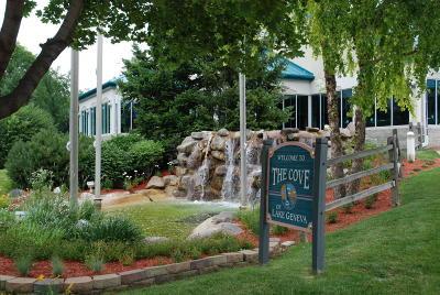 Lake Geneva Condo/Townhouse For Sale: 111 Center St #418