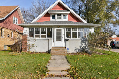 Glendale Single Family Home Active Contingent With Offer: 1926 W Kendall Ave