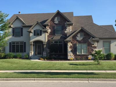 Cedarburg Single Family Home Active Contingent With Offer: N72w8057 Harvest Ln