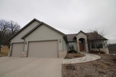 Campbellsport Single Family Home For Sale: N2985 Timberlane Dr