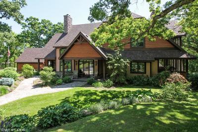 Kenosha County Single Family Home For Sale: 8353 Fox River Rd