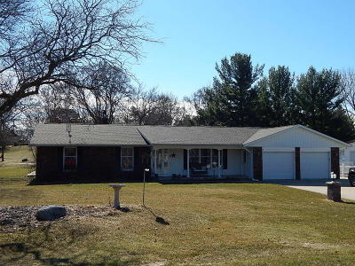Single Family Home Sold: N1742 Friedel Rd