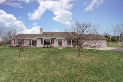 Hartford Single Family Home For Sale: 2121 County Road K