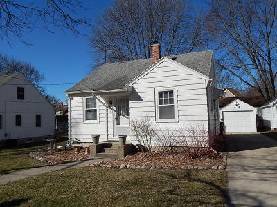 Single Family Home Sold: 507 Monroe St
