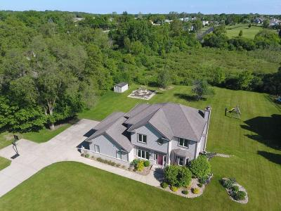 Single Family Home For Sale: N6920 Northwood Dr