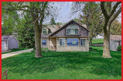 Lake Mills Single Family Home For Sale: W8094 County Road B