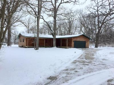 Walworth Single Family Home For Sale: N1853 Us Highway 14