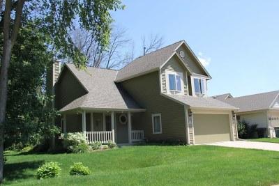 Jackson Single Family Home For Sale: N172w20646 Hazelwood Ln
