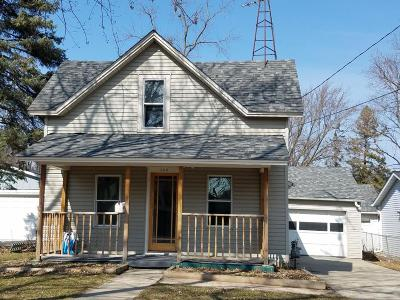 Single Family Home Sold: 508 Van Buren St