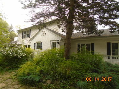 Milwaukee County Single Family Home For Sale: 1615 W County Line Rd