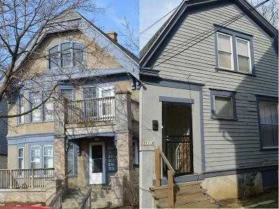 Milwaukee Multi Family Home For Sale: 2571 N 8th St #2572 257