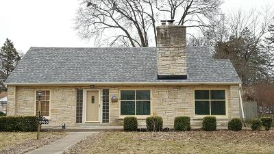 Milwaukee Single Family Home For Sale: 5740 N 34th St