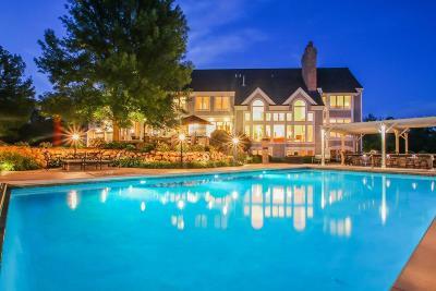 Fontana Single Family Home For Sale: N2009 N Lakeshore Dr