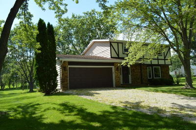 Whitewater Single Family Home For Sale: N7533 Engel Rd