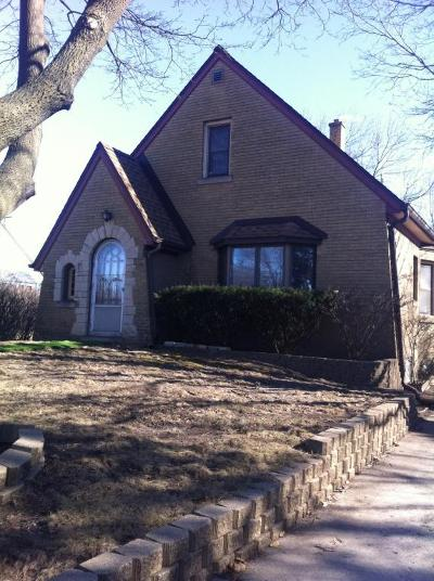 Milwaukee Single Family Home For Sale: 6506 N 43rd St