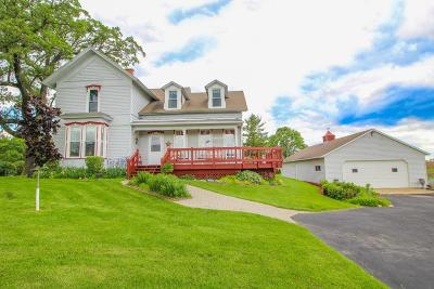 Cambridge Single Family Home For Sale: 1444 County Road B