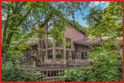 Lake Mills Single Family Home For Sale: N6590 Shorewood Hills Rd