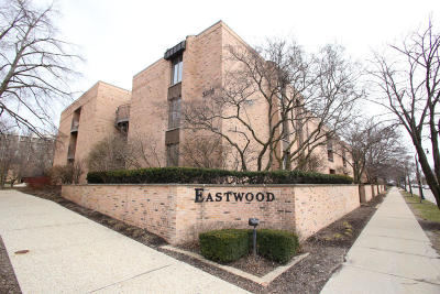 Shorewood Condo/Townhouse Active Contingent With Offer: 3942 N Oakland Ave #333