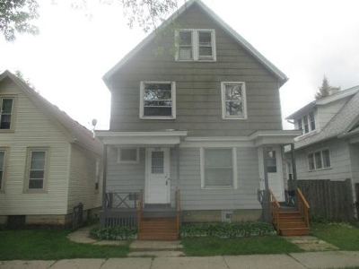 Milwaukee WI Two Family Home For Sale: $244,900