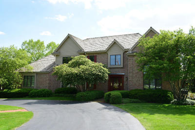 Brookfield Single Family Home For Sale: 1165 Auburn Dr