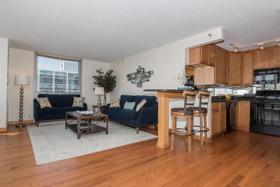 Milwaukee Condo/Townhouse For Sale: 1660 N Prospect Ave #2009