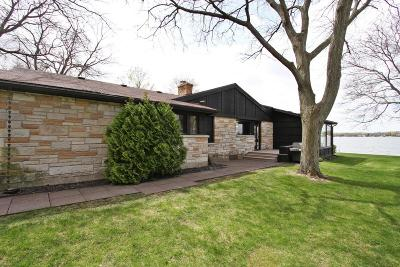 Single Family Home For Sale: 8968 Lake Park Dr