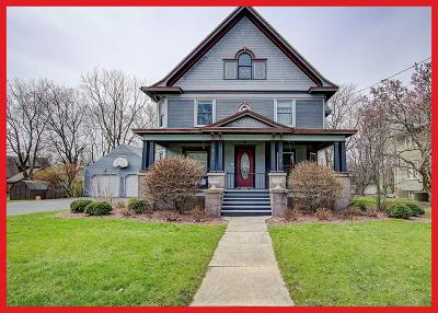 Fort Atkinson Single Family Home For Sale: 506 Whitewater Ave