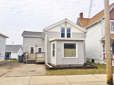 Watertown Single Family Home For Sale: 812 S 3rd St
