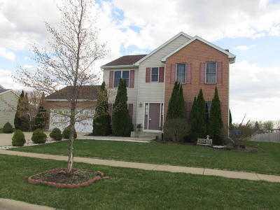 Walworth Single Family Home For Sale: 109 Prairie Dr