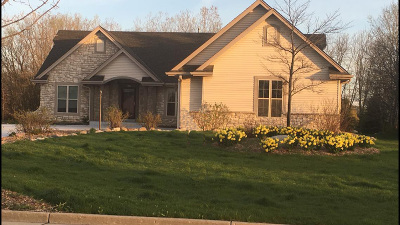 Franklin Single Family Home For Sale: 9402 W Prairie Grass Way