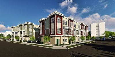 Port Washington Condo/Townhouse For Sale: 315 E Pier St