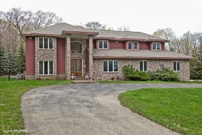 West Bend Single Family Home For Sale: 4580 Church Dr