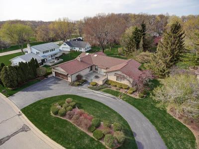 Glendale Single Family Home For Sale: 2620 W Garden Park Dr