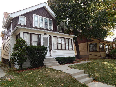 West Allis WI Single Family Home For Sale: $134,999