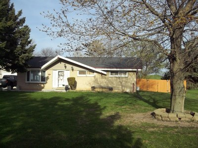 Racine Single Family Home For Sale: 8591 Botting Rd