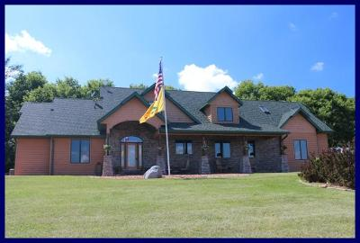 Fort Atkinson Single Family Home For Sale: W7357 County Road J