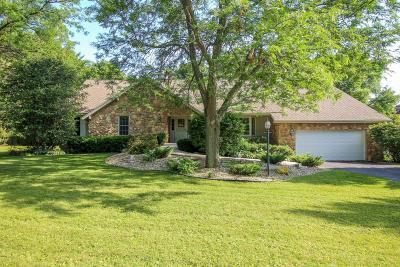 Cambridge Single Family Home For Sale: W9511 Gusta Ln
