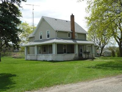 Fort Atkinson Single Family Home For Sale: N1611 Us Highway 12