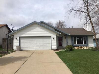 South Milwaukee Single Family Home Active Contingent With Offer: 3712 Noel Dr