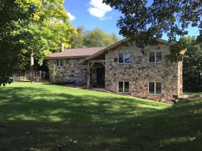Mukwonago Single Family Home Active Contingent With Offer: S67w30191 County Road I