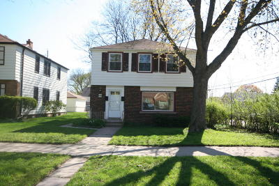 Milwaukee Two Family Home For Sale: 3120 N 81st St #3122
