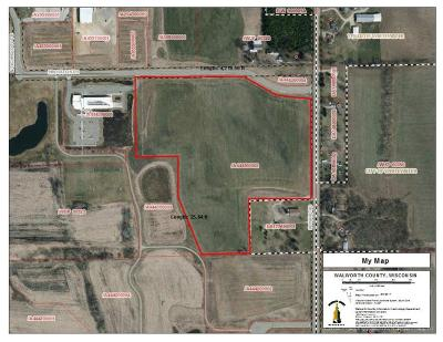 Whitewater Residential Lots & Land For Sale: Lt2 Innovation Dr
