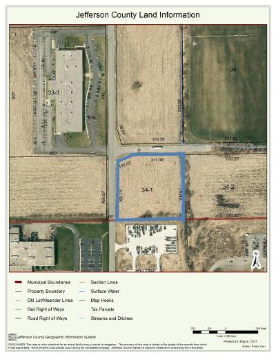 Whitewater Residential Lots & Land For Sale: Lt1 Prospect Dr