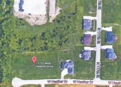 Residential Lots & Land For Sale: 11732 W Heather Dr