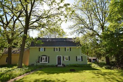 Cedarburg Single Family Home Active Contingent With Offer: W65n711 Saint John Ave