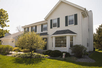 Cedarburg Single Family Home Active Contingent With Offer: W61n1023 Glenwood Dr