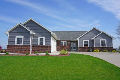 Watertown Single Family Home Active Contingent With Offer: 1504 Wedgewood Dr