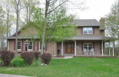 West Bend Single Family Home For Sale: 1415 Schloemer Dr
